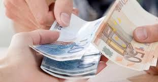 pagamento contanti